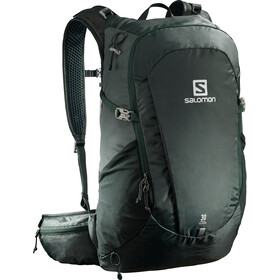 Salomon Trailblazer 30 Mochila, green gables